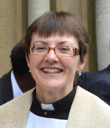The Revd Canon Sue Groom