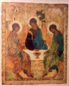 An Open Table: Rublev's Icon of the Trinity