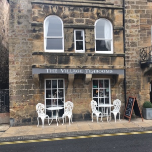The Village Tearooms, Alnmouth